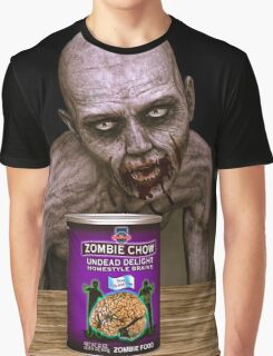Zombie Chow Graphic T-Shirt