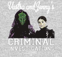 Vastra and Jenny's Criminal Investigations-White by ShubhangiK
