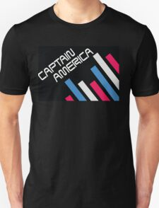 "Retro Superheroes ""Captain America"" T-Shirt"