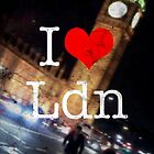 London Luv by liberthine01