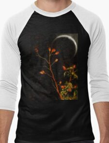 Witch Moon Men's Baseball ¾ T-Shirt