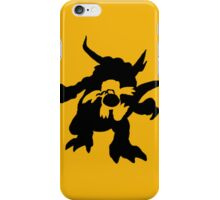 Agumon Digivolution Tee iPhone Case/Skin