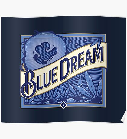 Blue Dream Poster