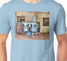 Old Sugar Factory Equipment Unisex T-Shirt