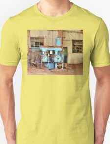 Old Sugar Factory Equipment T-Shirt
