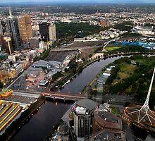 eureka sky deck 88 Melbourne by Melissa Dickson
