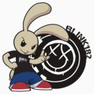 blink-182 Bunny & Smiley by MUFUonline