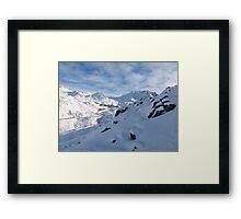 Val Thorens Framed Print