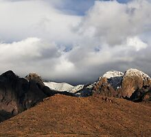 Organ Mountains Drama by Vivian Christopher