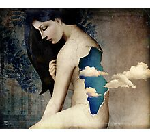 the longing for freedom Photographic Print