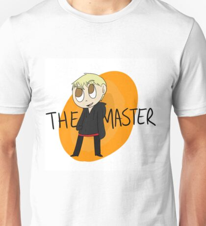 Doctor Who - The Master Unisex T-Shirt
