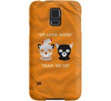 We Look Good Samsung Galaxy Case/Skin