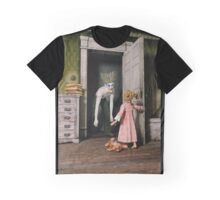 Mr Kreepy The Clown Graphic T-Shirt