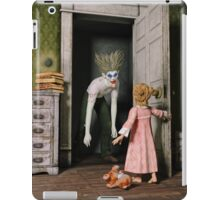 Mr Kreepy The Clown iPad Case/Skin