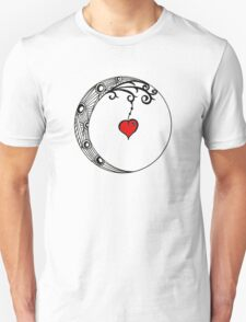 The Heart is the Fruit of Life Unisex T-Shirt