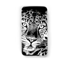 15 Chilled Out Leopard By Chris McCabe - DRAGAN GRAFIX Samsung Galaxy Case/Skin