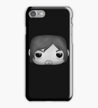 AMC The Walking Dead - Black and White Daryl Dixon - Funko Pop! iPhone Case/Skin