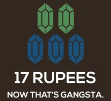 17 Rupees - Now That's Gangsta by SuperZac
