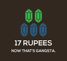 17 Rupees - Now That's Gangsta Unisex T-Shirt