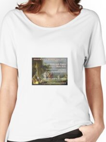 Dido and Aeneas (March 2015) Women's Relaxed Fit T-Shirt