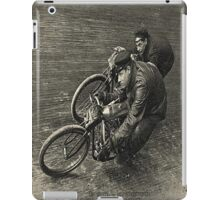 At The Races-Vintage Photo Art-Available As Art Prints-Mugs,Cases,Duvets,T Shirts,Stickers,etc iPad Case/Skin