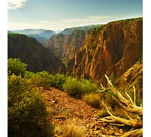 Black Canyon Trail Photographic Print