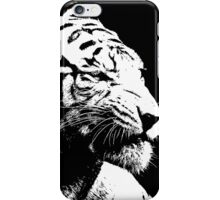 9 Angry Tiger By Chris McCabe - DRAGAN GRAFIX iPhone Case/Skin