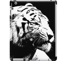 9 Angry Tiger By Chris McCabe - DRAGAN GRAFIX iPad Case/Skin