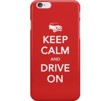 Mini-Keep Calm iPhone Case/Skin