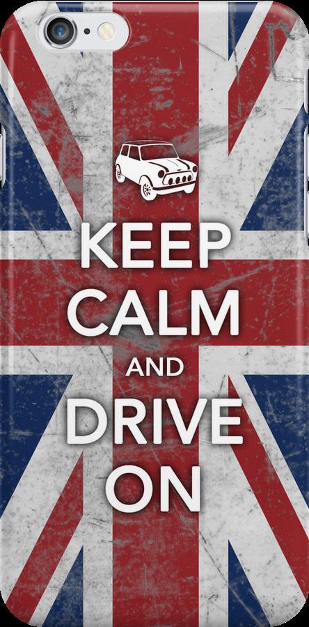 Mini-Drive On by Armando Martinez