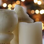Candles at Christmas by lechnera09