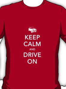 Mini-Keep Calm T-Shirt