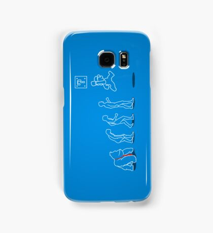 Revolution Samsung Galaxy Case/Skin