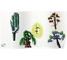 Tree Evolution 2 Poster