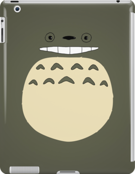 I am Totoro by Narutal