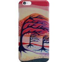 January Wind iPhone Case/Skin
