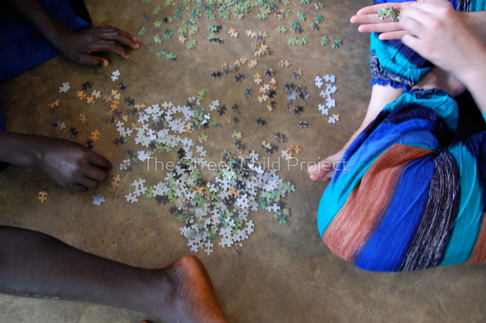Puzzle by The Street Child Project