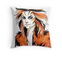 Macavity Throw Pillow