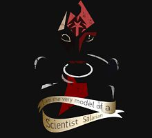 Mordin, Scientist (c) Mens V-Neck T-Shirt