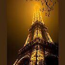 Paris -Iphone Case  by sullat04