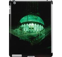 Eerie Lamp in the Rafters iPad Case/Skin
