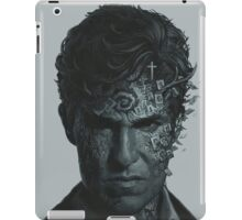 The Detective of the truth iPad Case/Skin