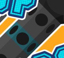Pop Flash Sticker