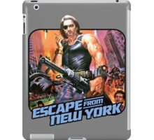 Escape (Vintage Iron On) iPad Case/Skin