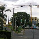 thee cranes ov Brisbane 2013 DAILY TOUR - Day 4 by Craig Dalton