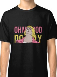 Vintage Look He-Man OH MY GOD DO I TRY Classic T-Shirt