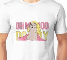 Vintage Look He-Man OH MY GOD DO I TRY Unisex T-Shirt