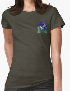 P is for Pansy - small patch T-Shirt