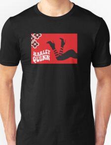 "Retro Superheroes ""Harley Quinn"" T-Shirt"
