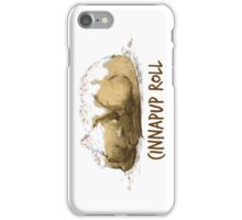 Cinnapup Roll iPhone Case/Skin
